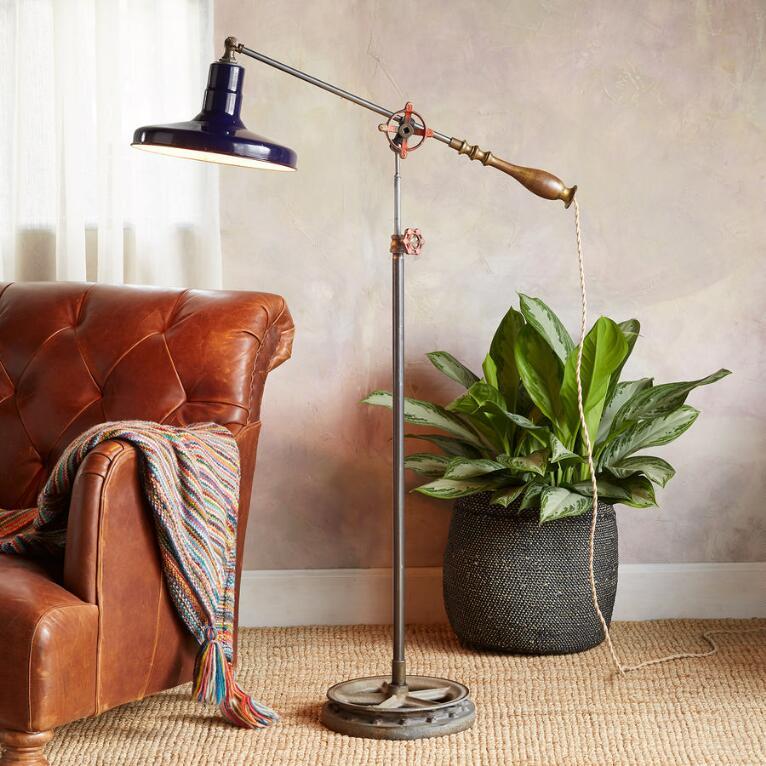 JORDANELLE FLOOR LAMP