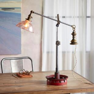 MORGAN TABLE LAMP