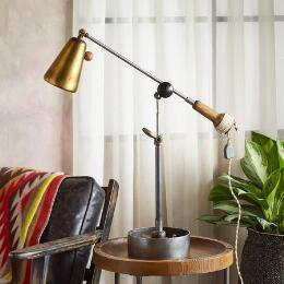 REPUBLICAN TABLE LAMP