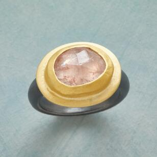 MORNINGSIDE MORGANITE RING