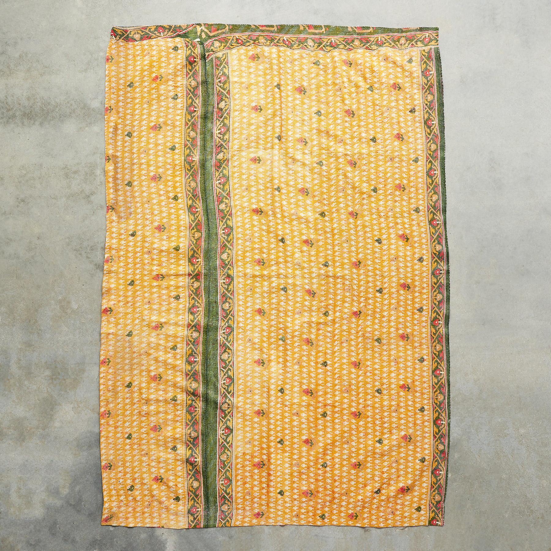 BASHKAR SARI THROW: View 2