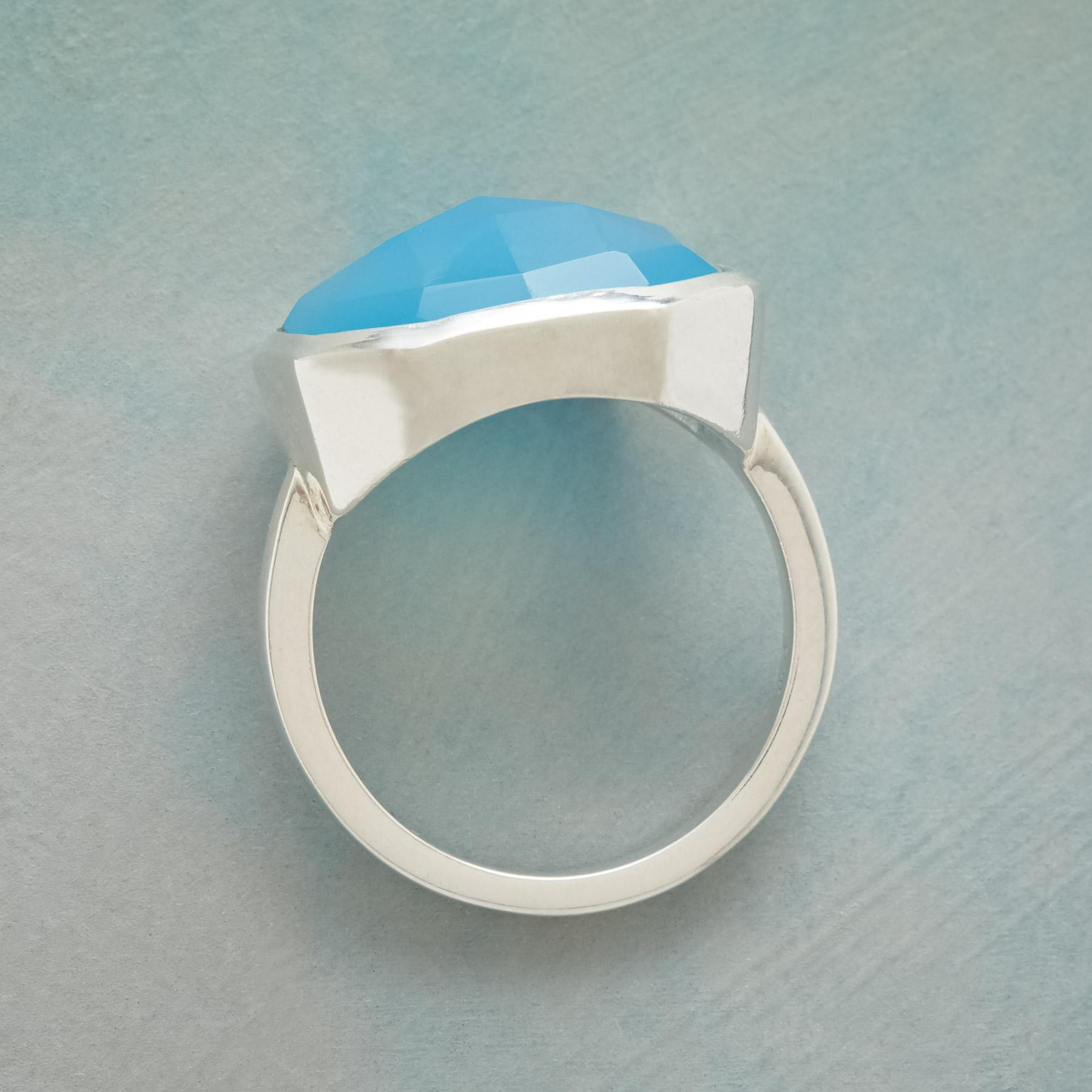 BLUE ICEBERG RING: View 2