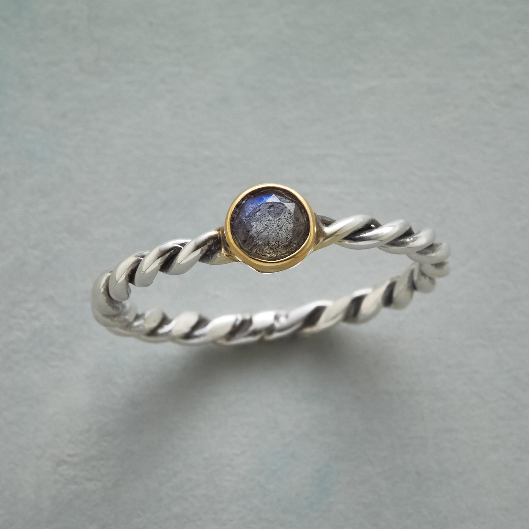 TWIST OF FATE RING: View 1