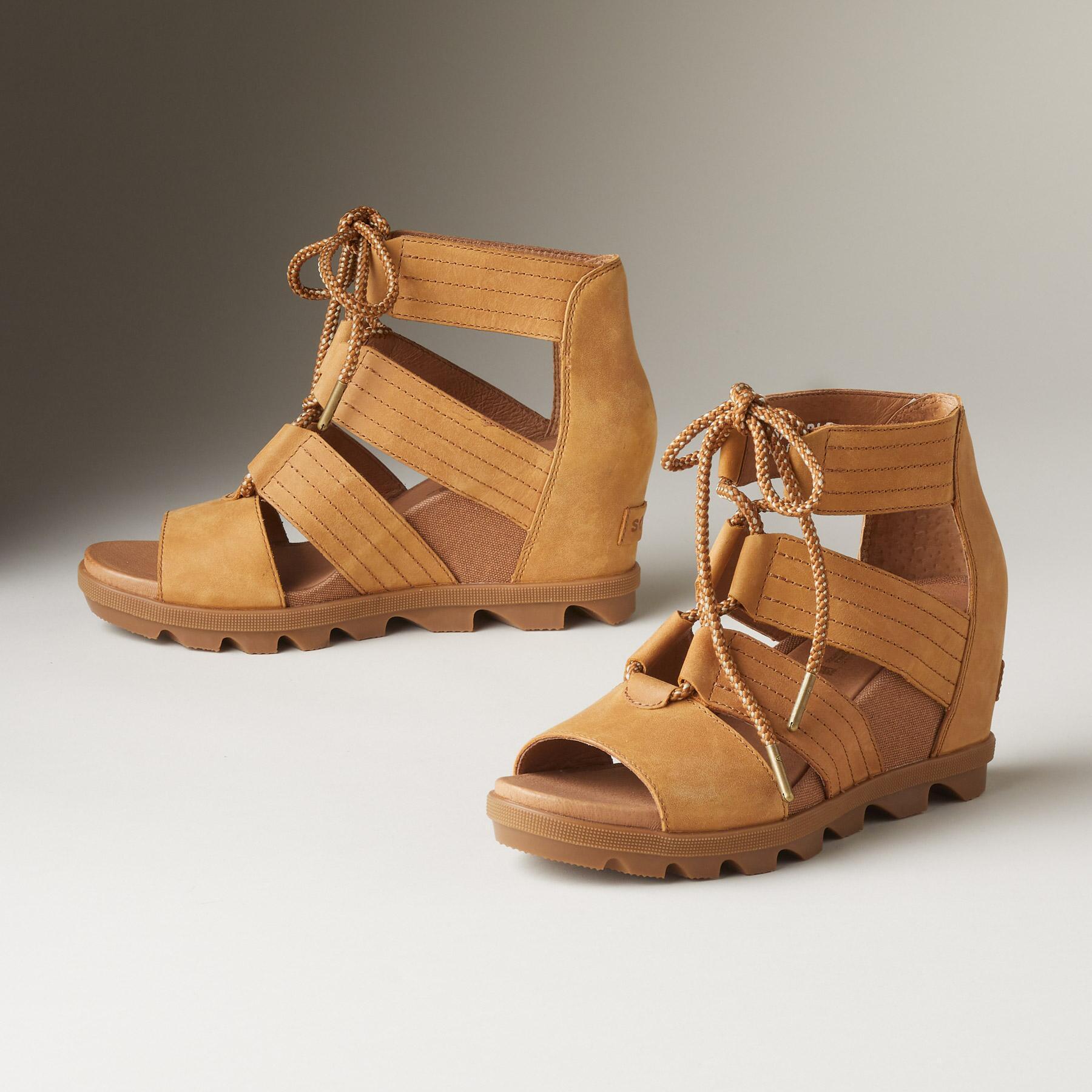 Joanie Lace Sandals