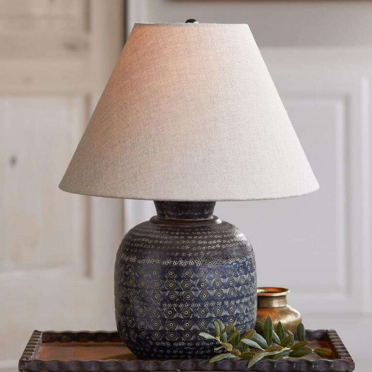 Bristol Table Lamp Robert Redford S Sundance Catalog