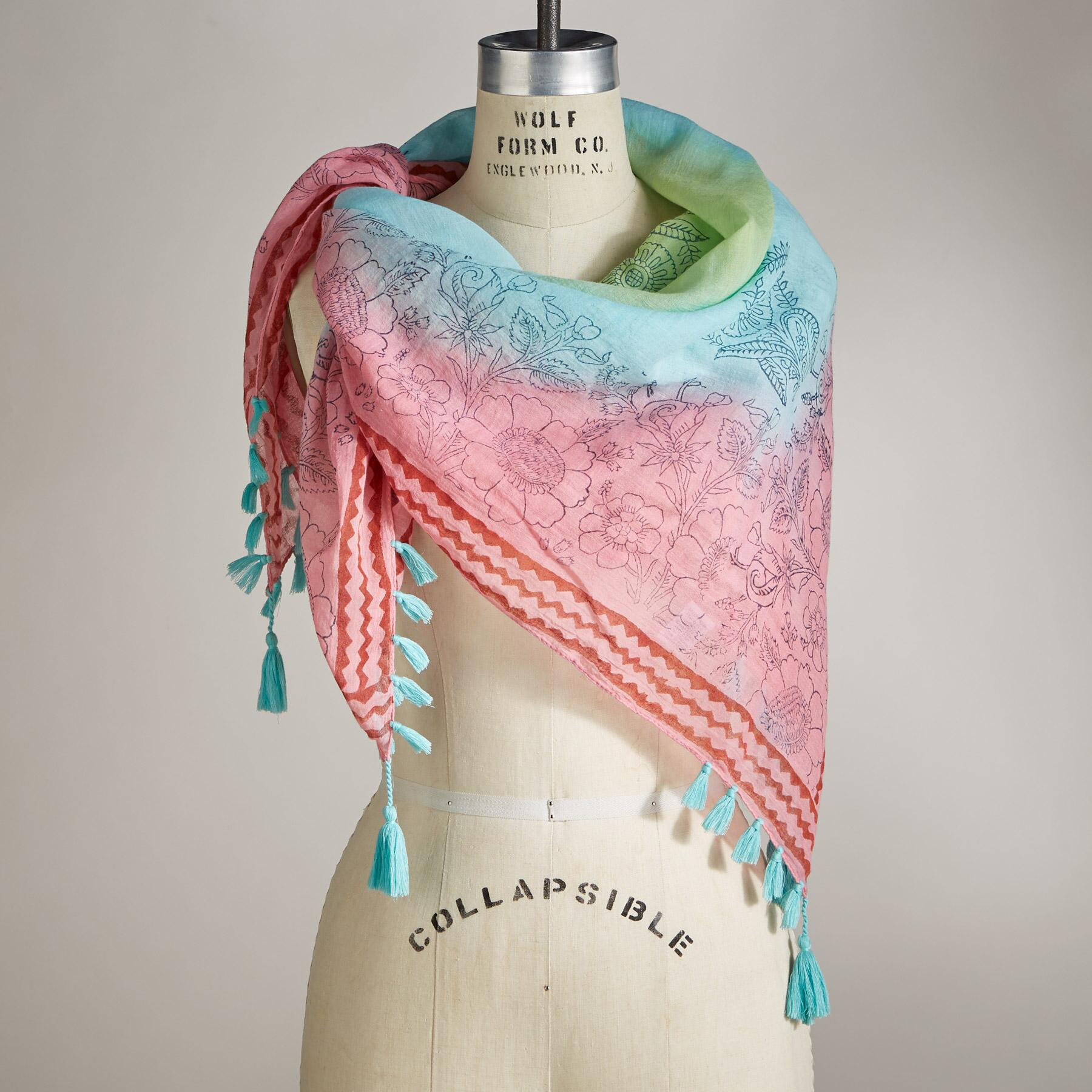 EDGE OF THE WORLD SCARF: View 2