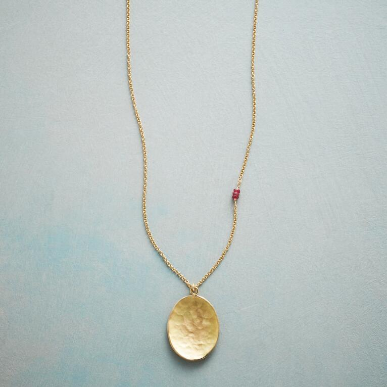 ARTIST'S IMPRINT NECKLACE