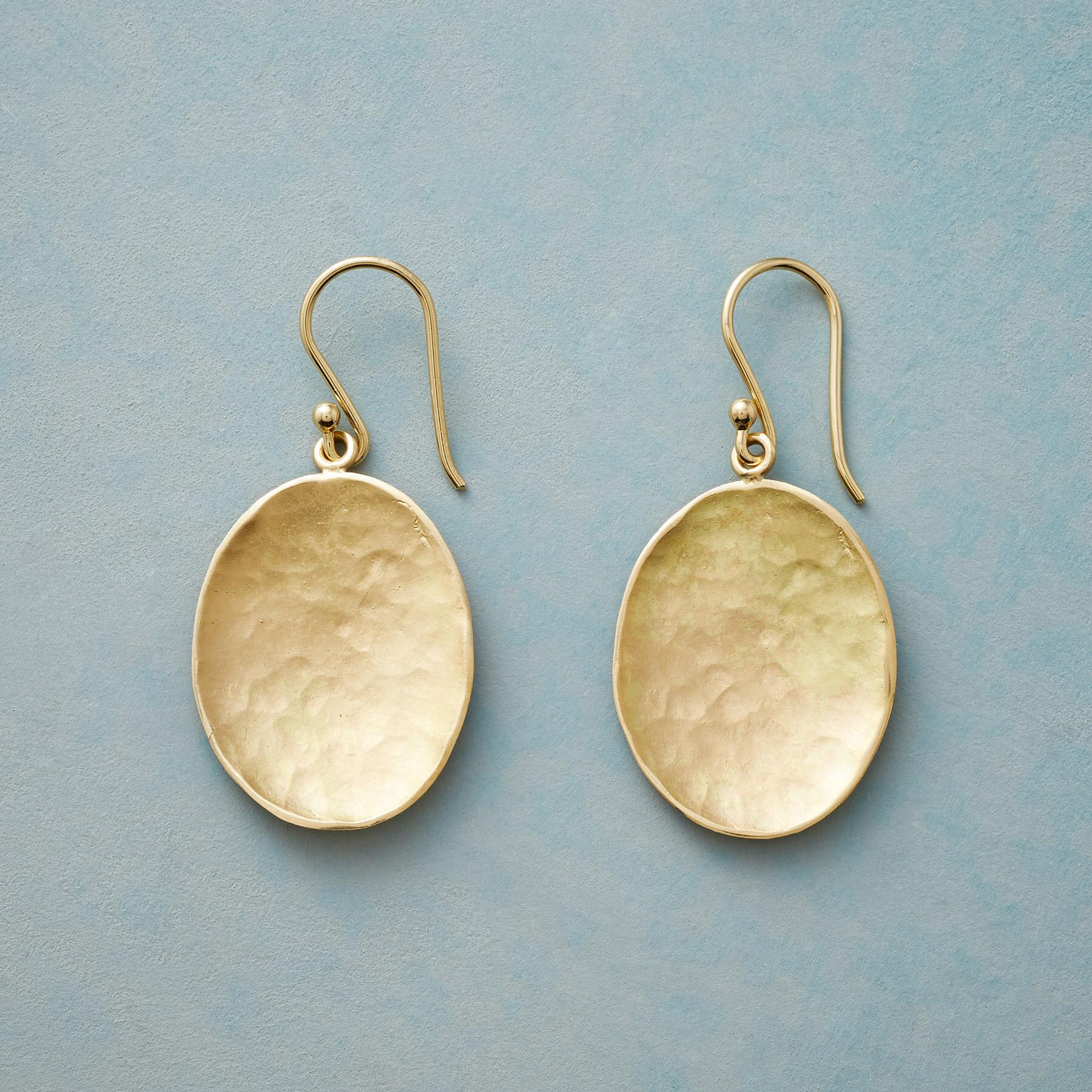 ARTIST'S IMPRINT EARRINGS: View 1