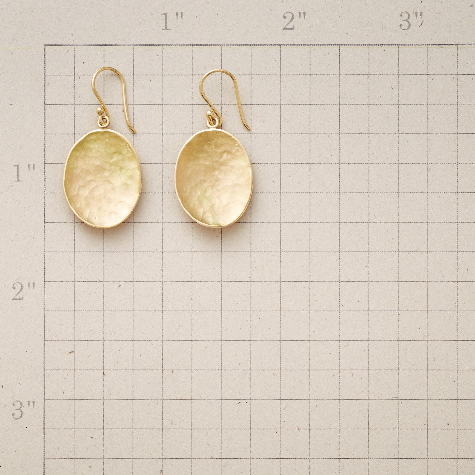 ARTIST'S IMPRINT EARRINGS: View 2