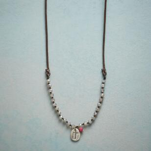 HAVE FAITH IN LOVE NECKLACE