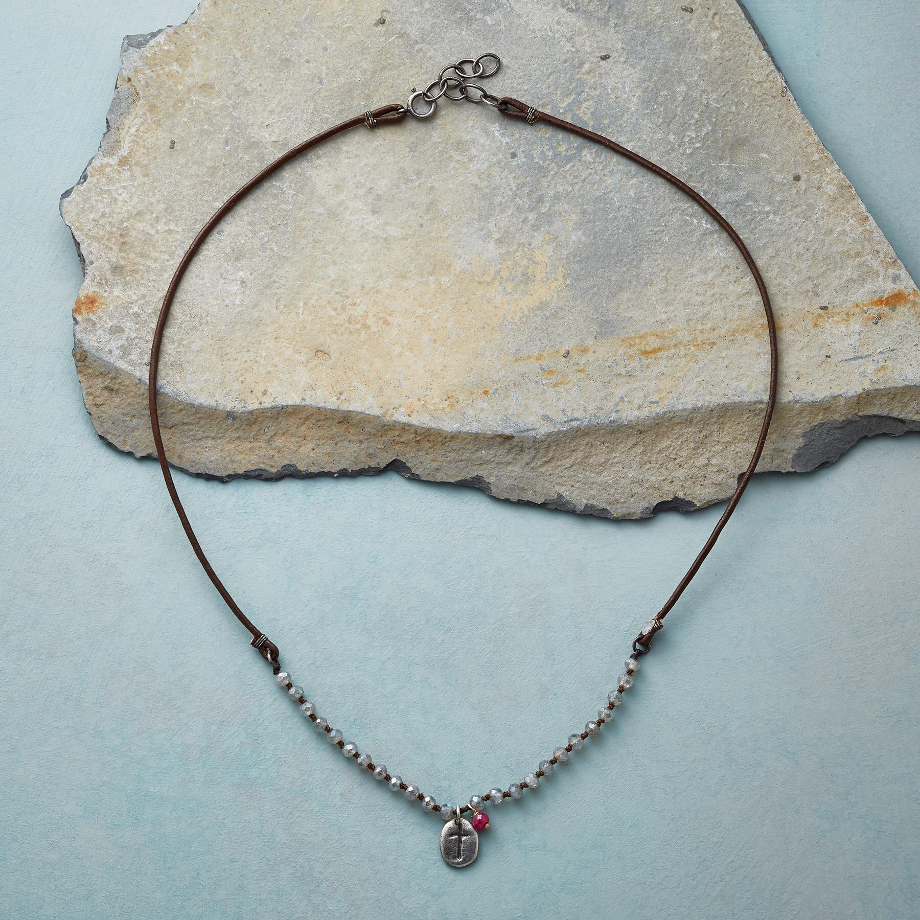 HAVE FAITH IN LOVE NECKLACE: View 2