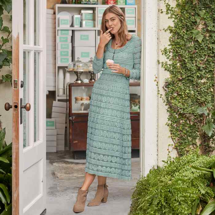 WILLOW LACE DRESS PETITE