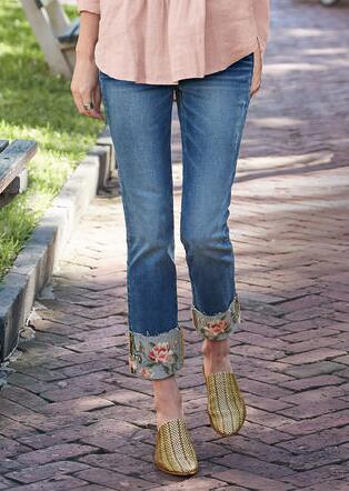 COLETTE TUSCANY JEANS