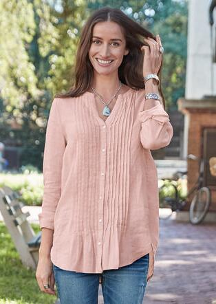 WARM BREEZE TUNIC - PETITES