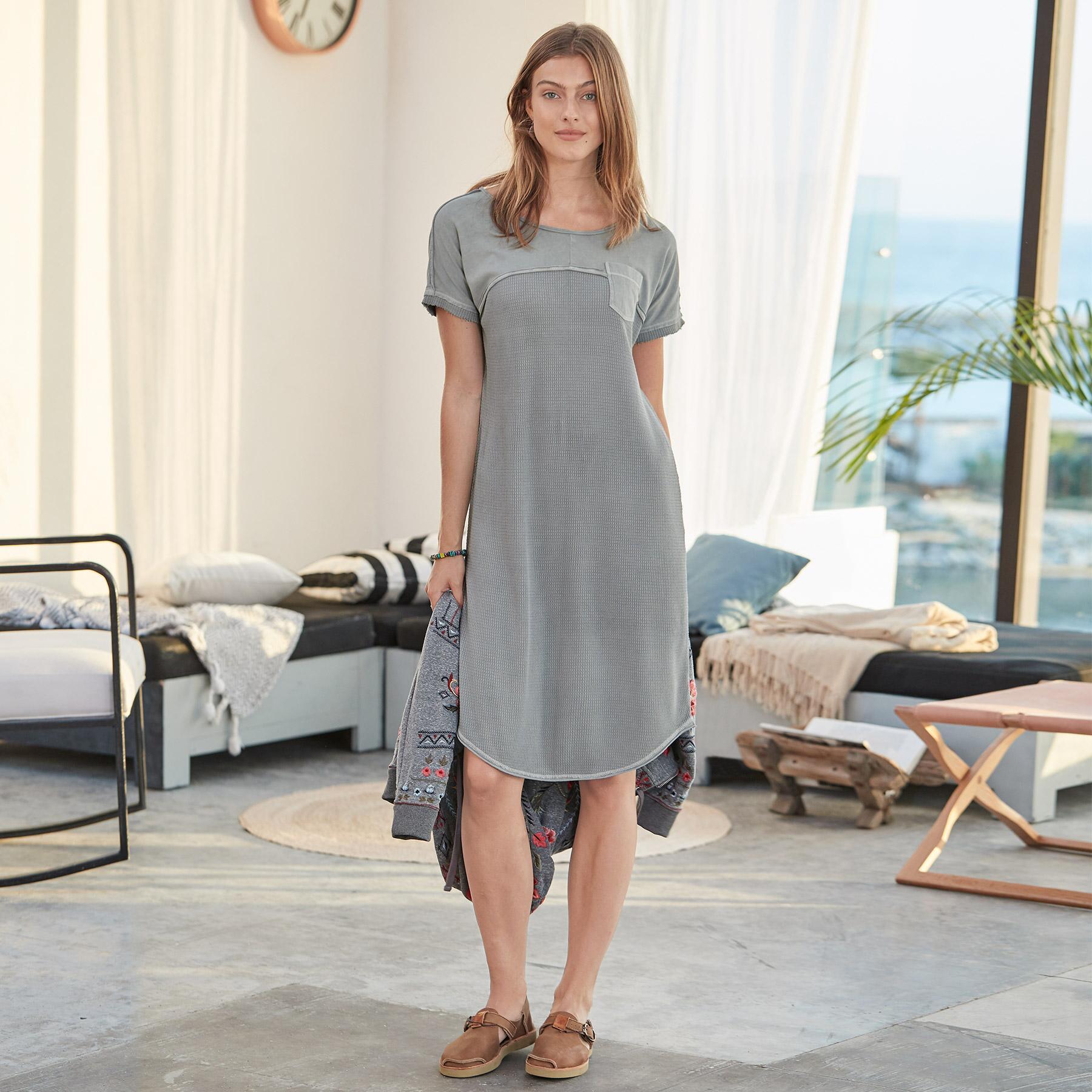 KATRINA THERMAL DRESS: View 1