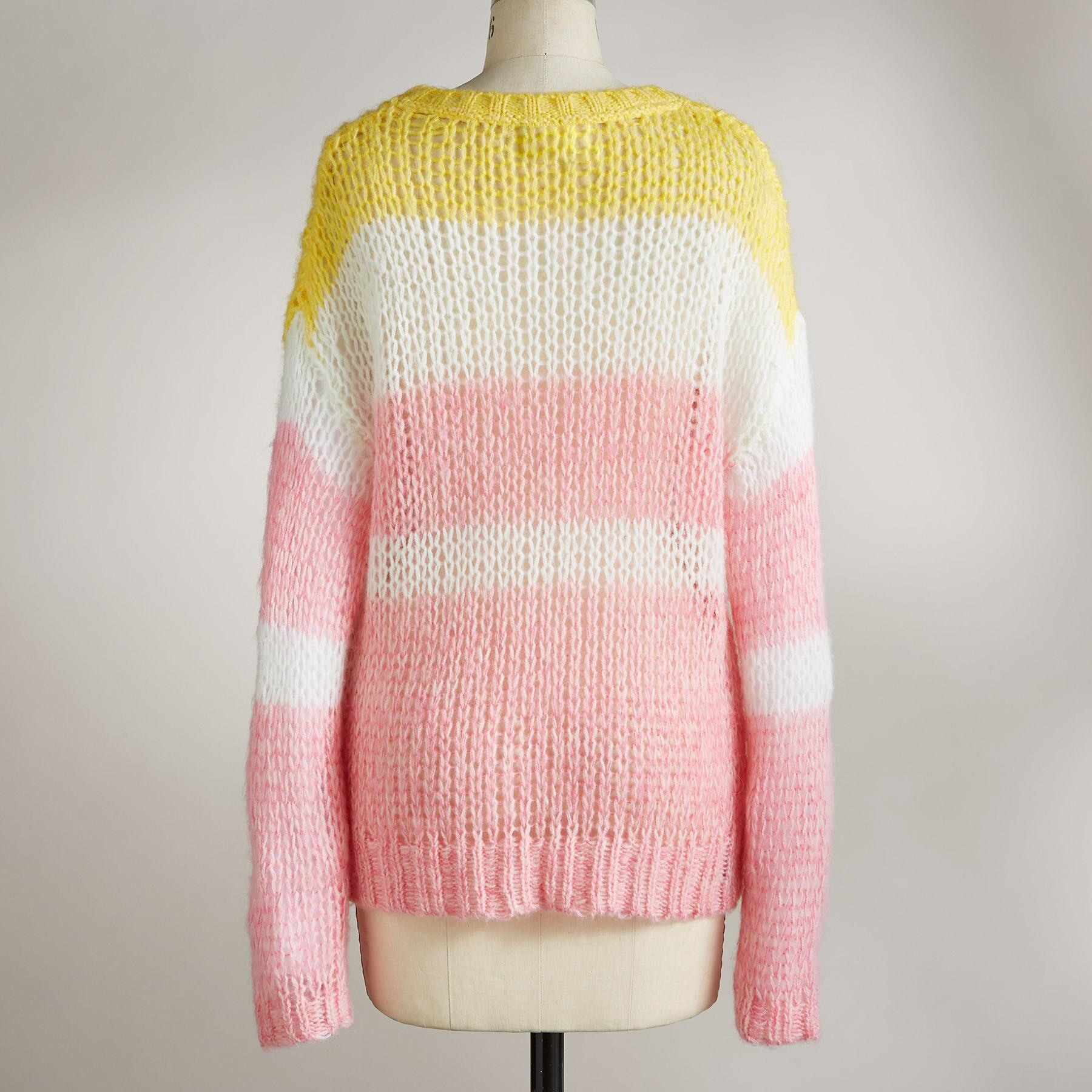JULIA STRIPE PULLOVER: View 2