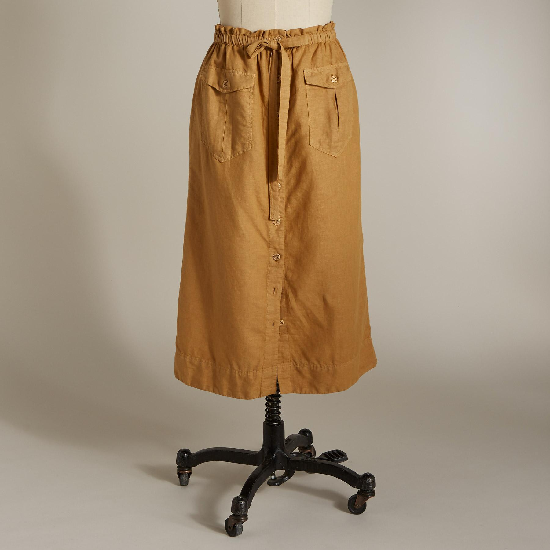 HAILEY CARGO SKIRT: View 2