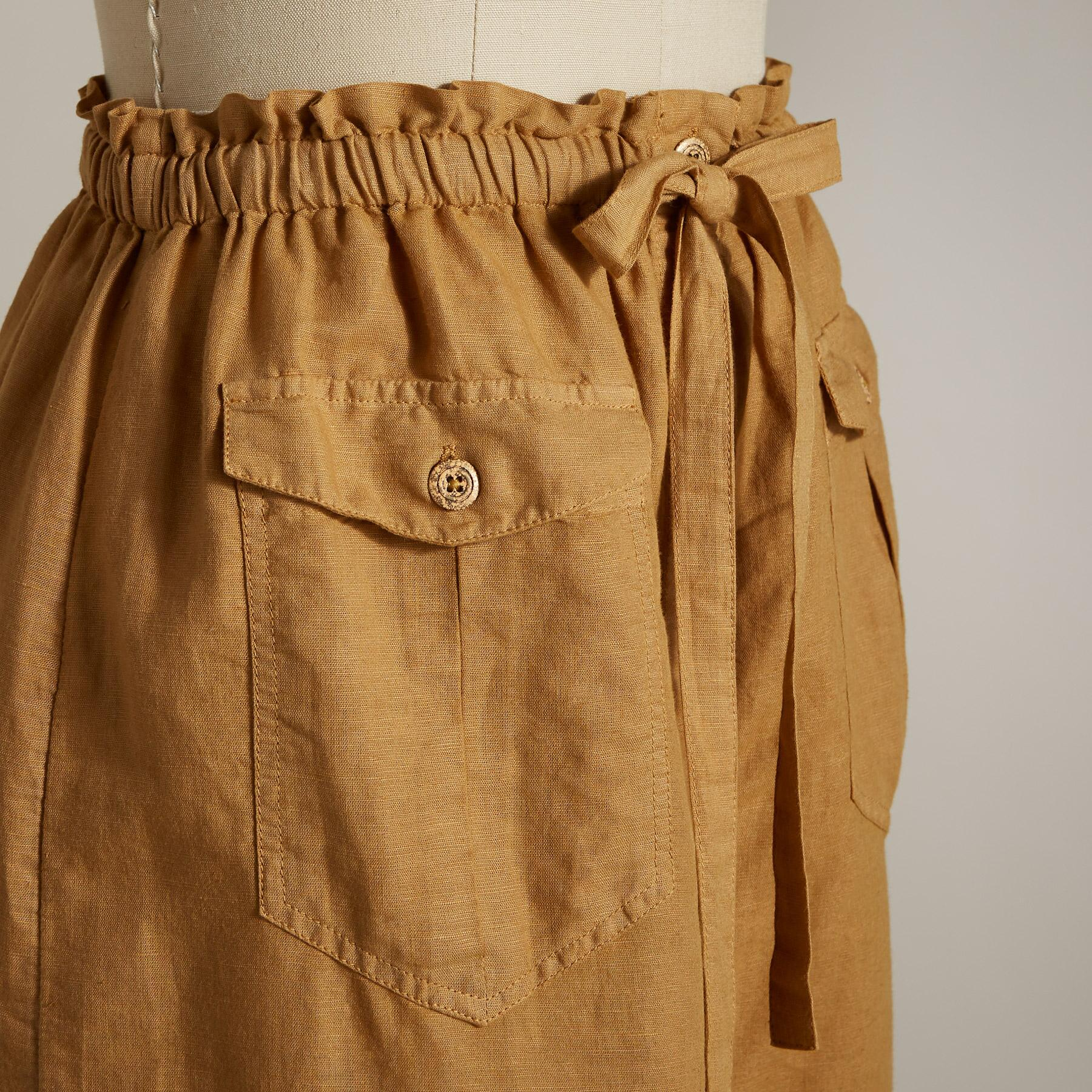 HAILEY CARGO SKIRT: View 3