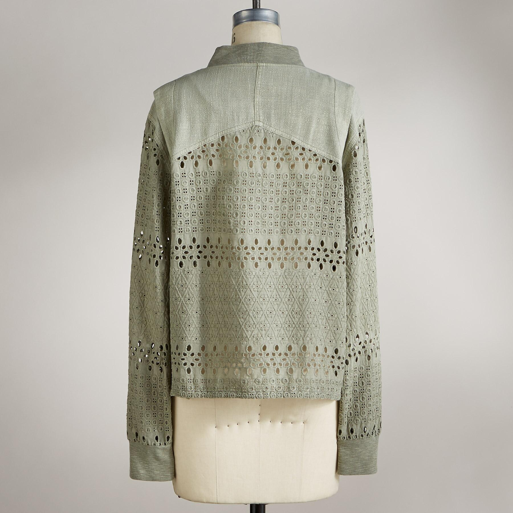SWEETGRASS JACKET: View 3