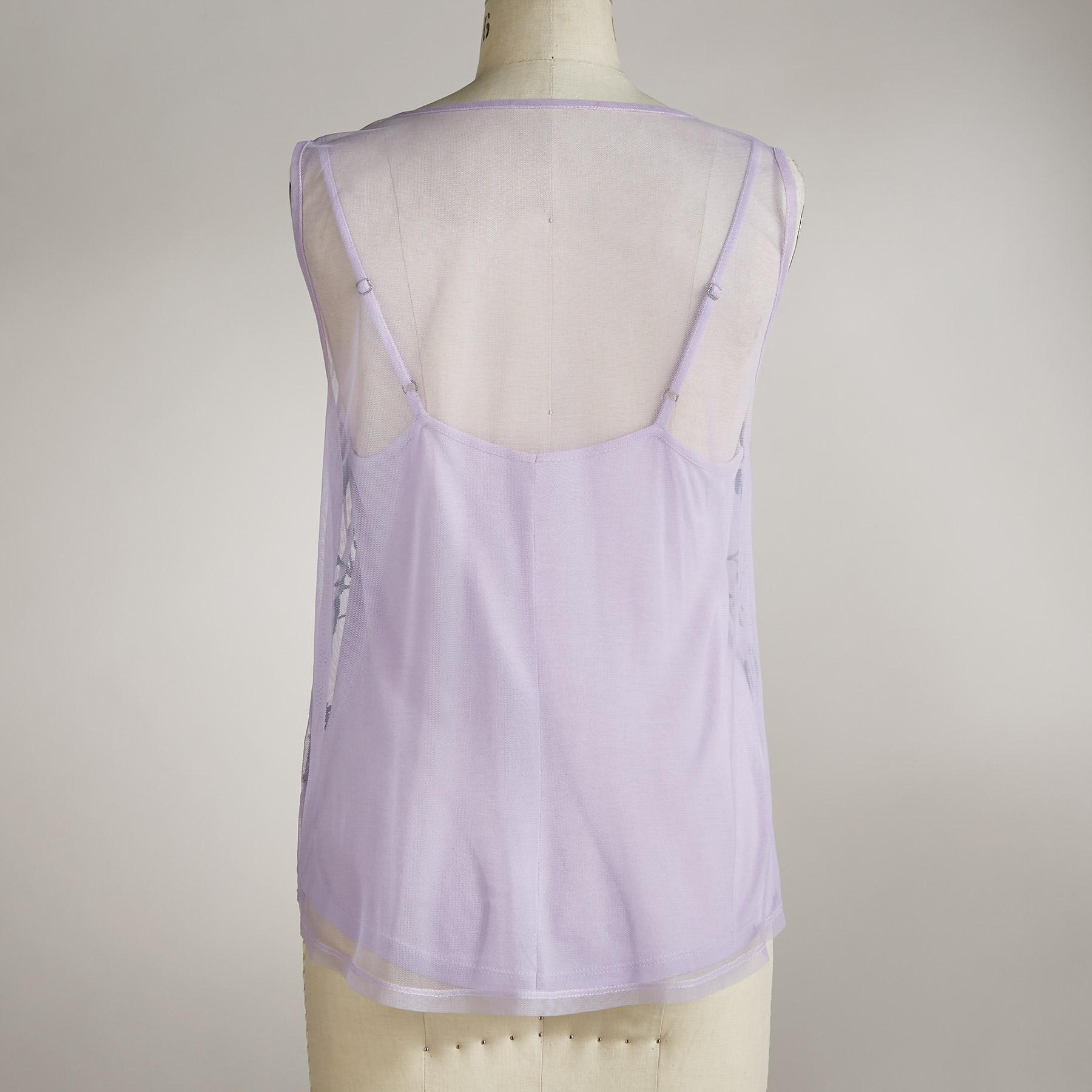 MEADOW FLORALS TANK: View 3
