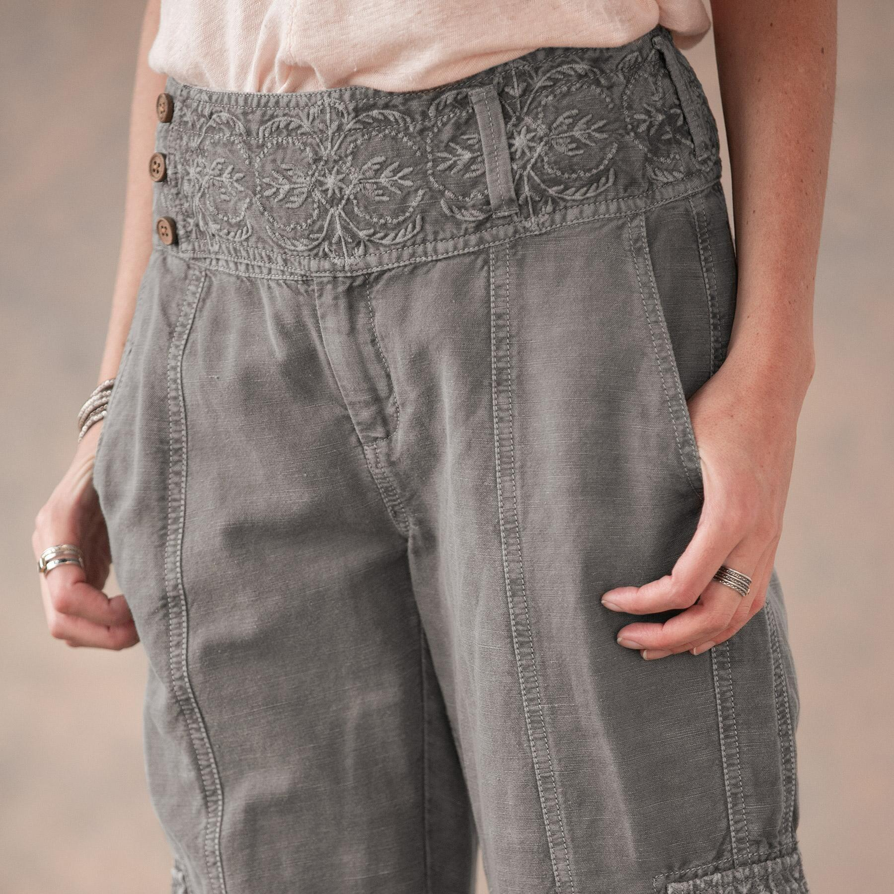 MORE THAN CARGO PANTS PETITE: View 5