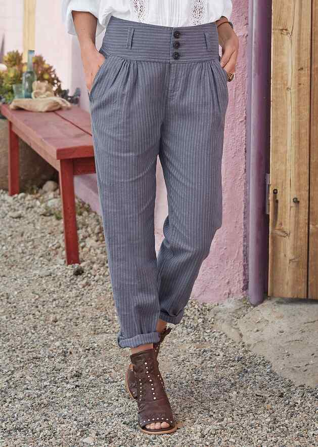 ANTEBELLUM TROUSERS