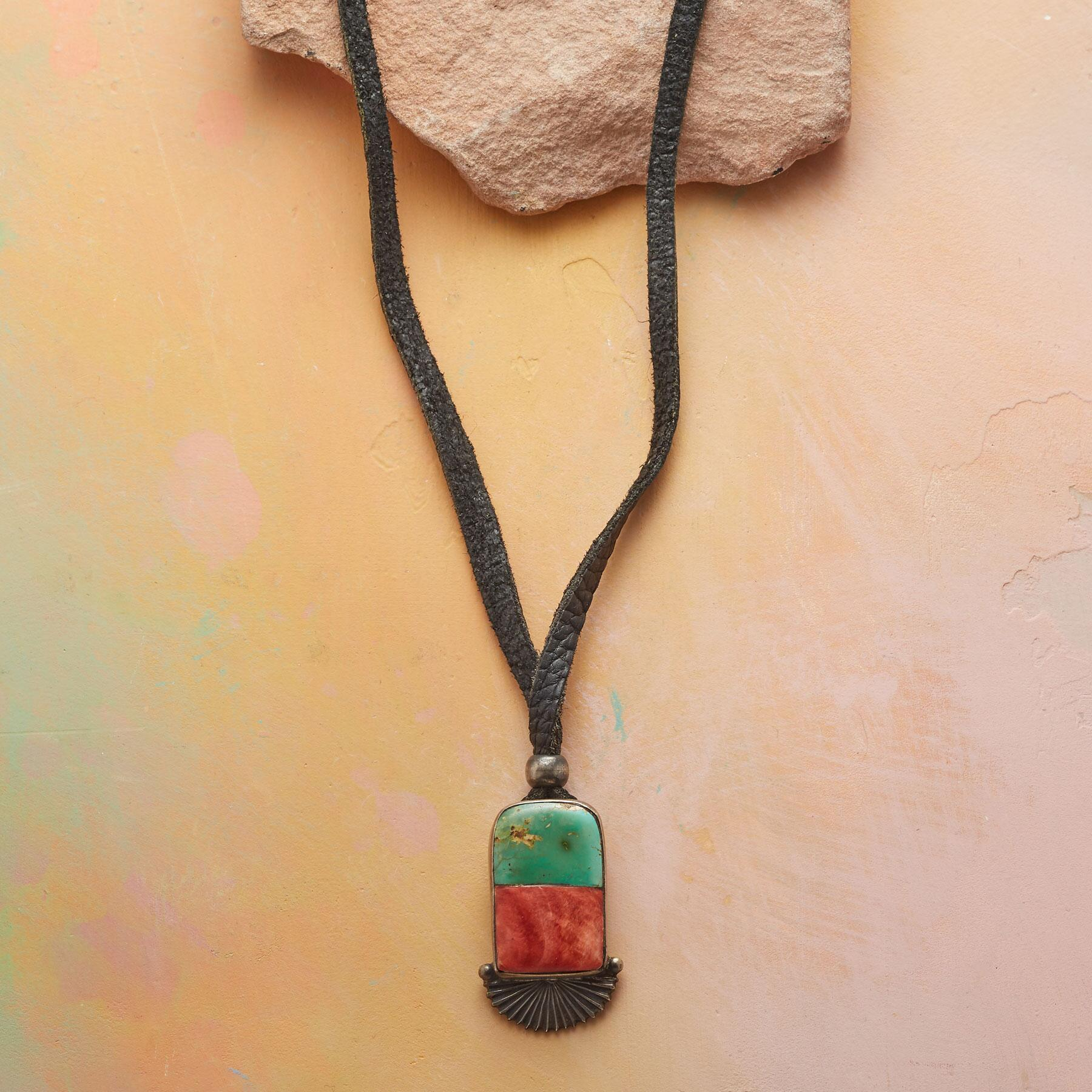 DESERT LATITUDES NECKLACE: View 1