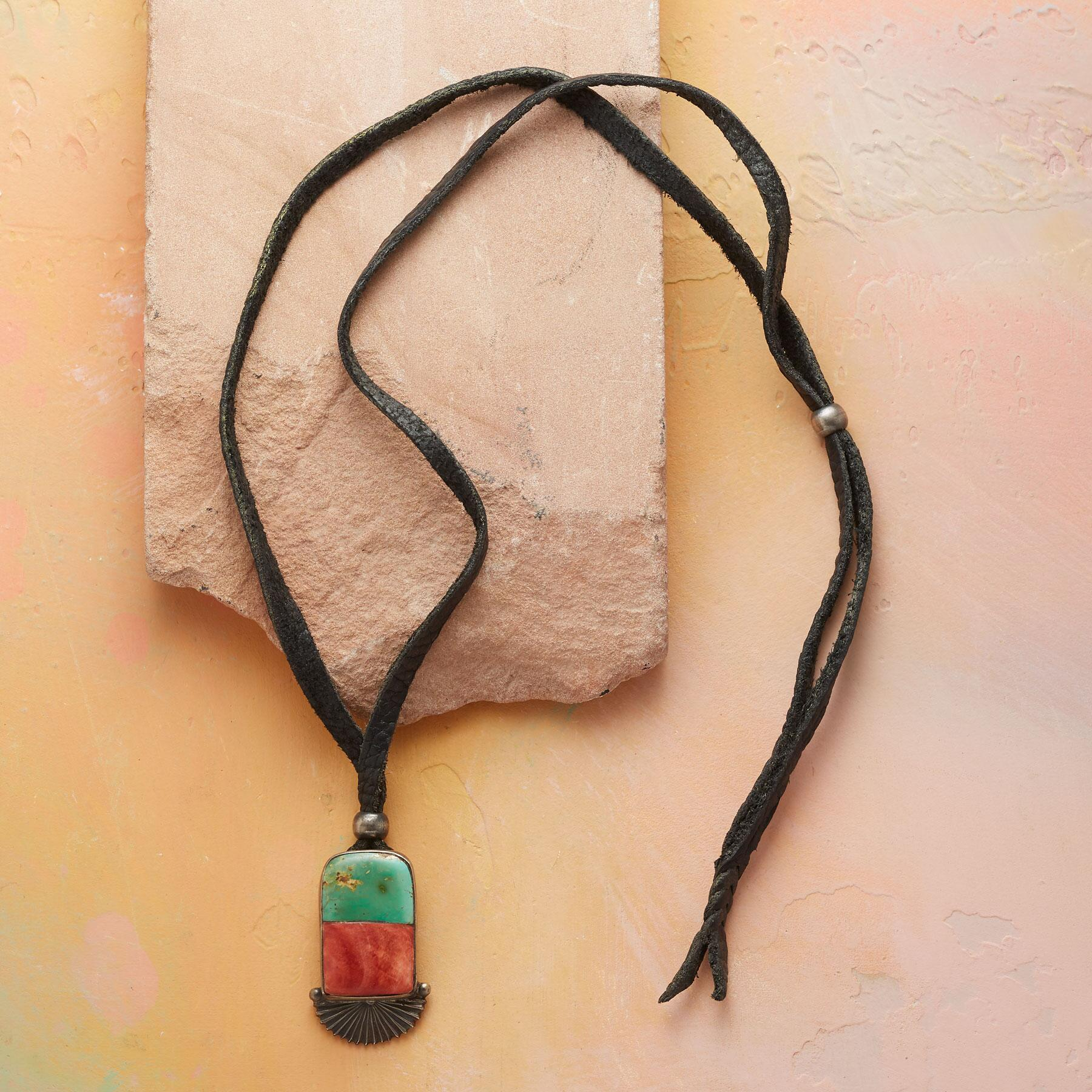 DESERT LATITUDES NECKLACE: View 2