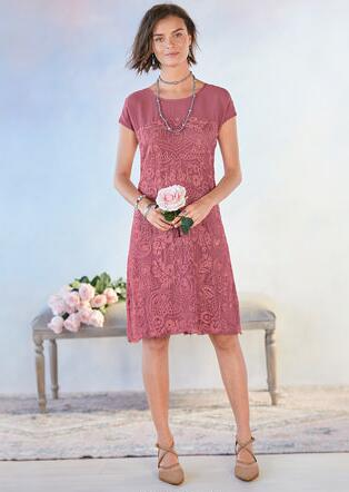 LILIAN ROSE DRESS