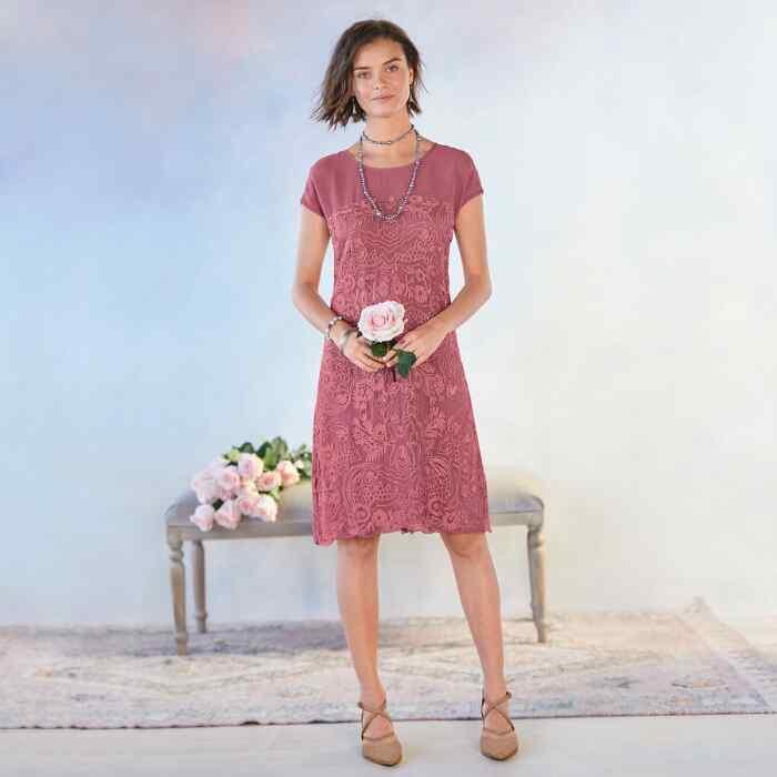 LILIAN ROSE DRESS