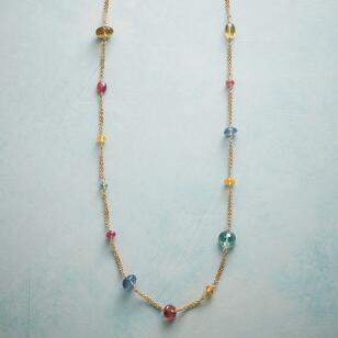 BETWEEN THE LINES NECKLACE