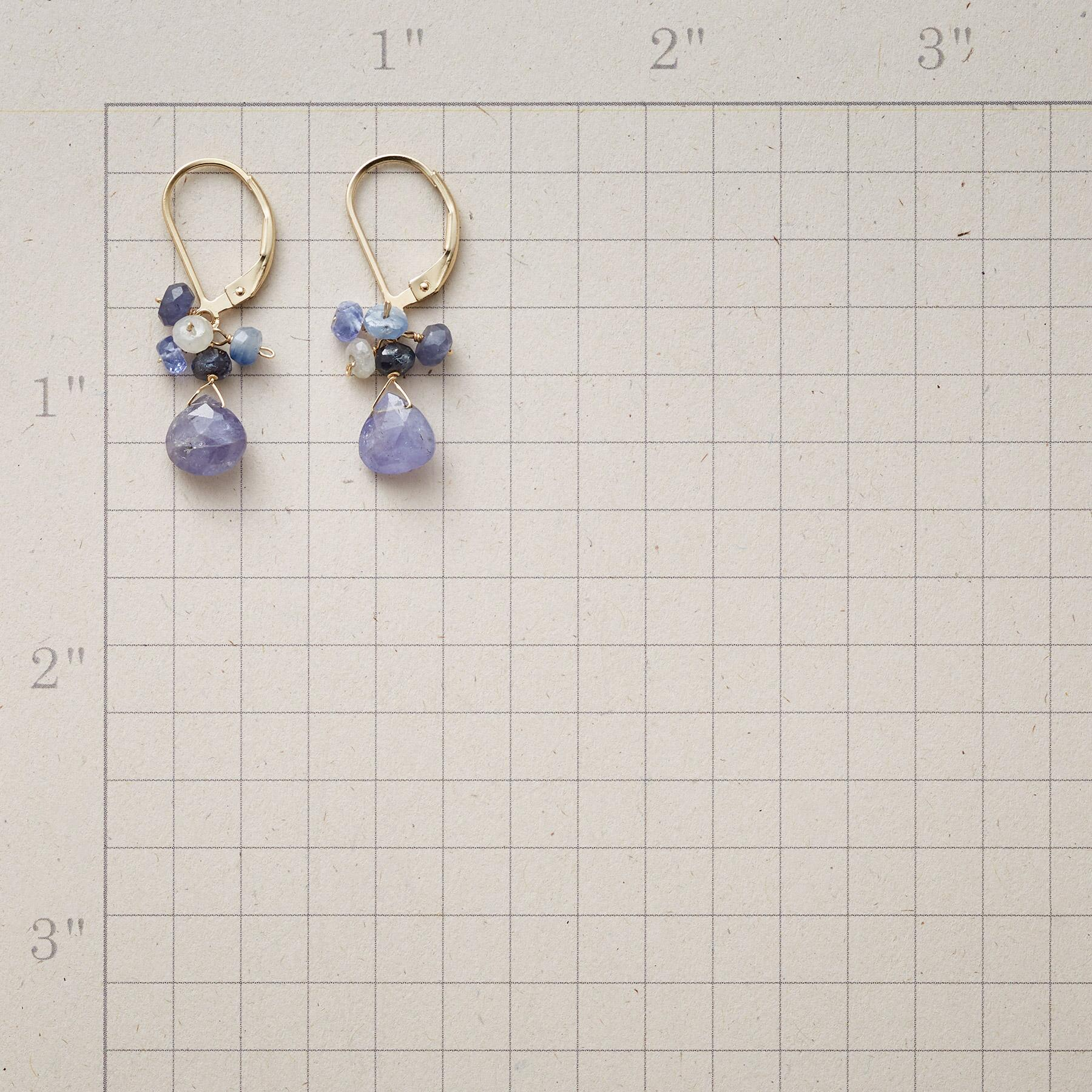 PERIWINKLE EARRINGS: View 2