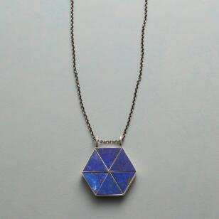 SECTIONS OF SKY NECKLACE