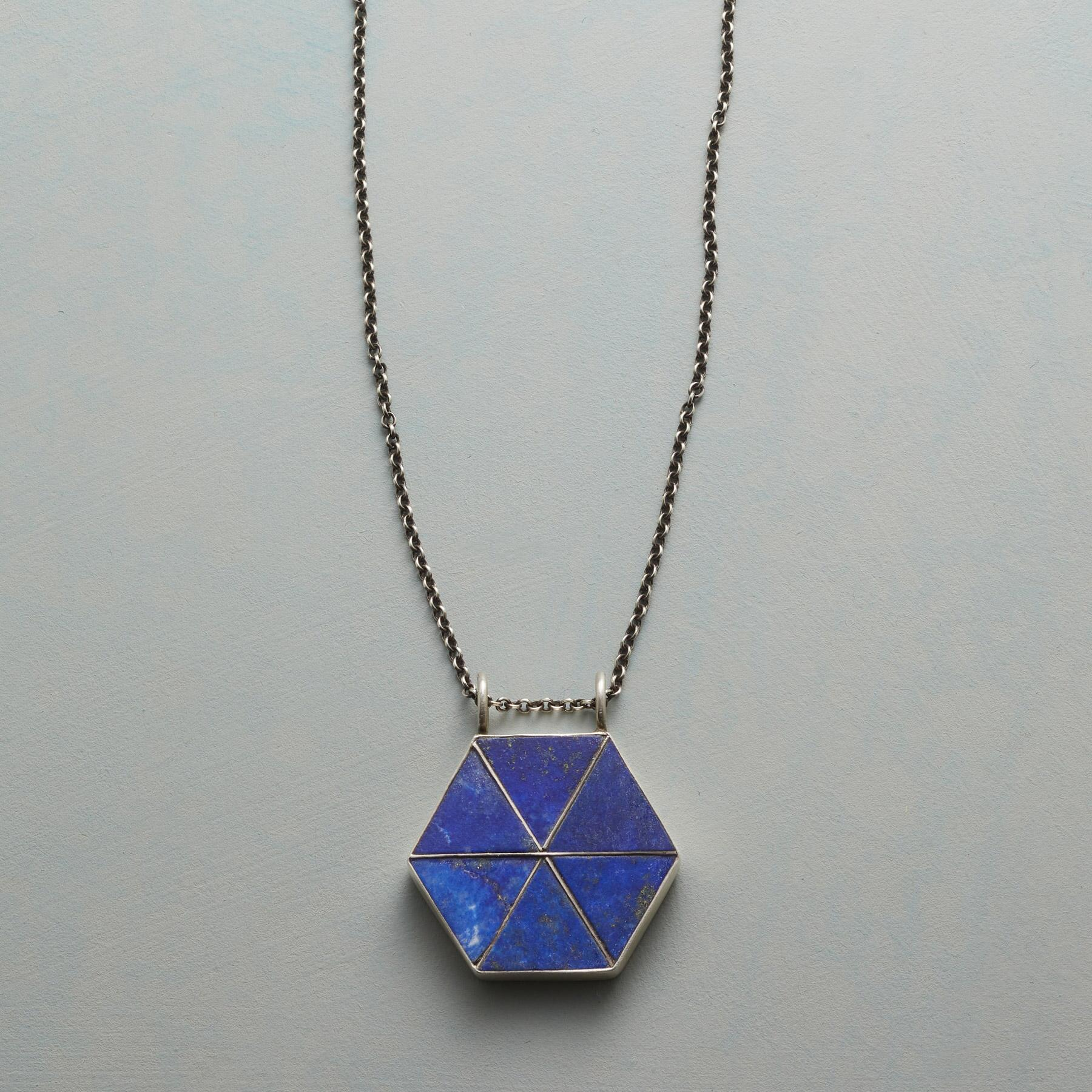 SECTIONS OF SKY NECKLACE: View 1