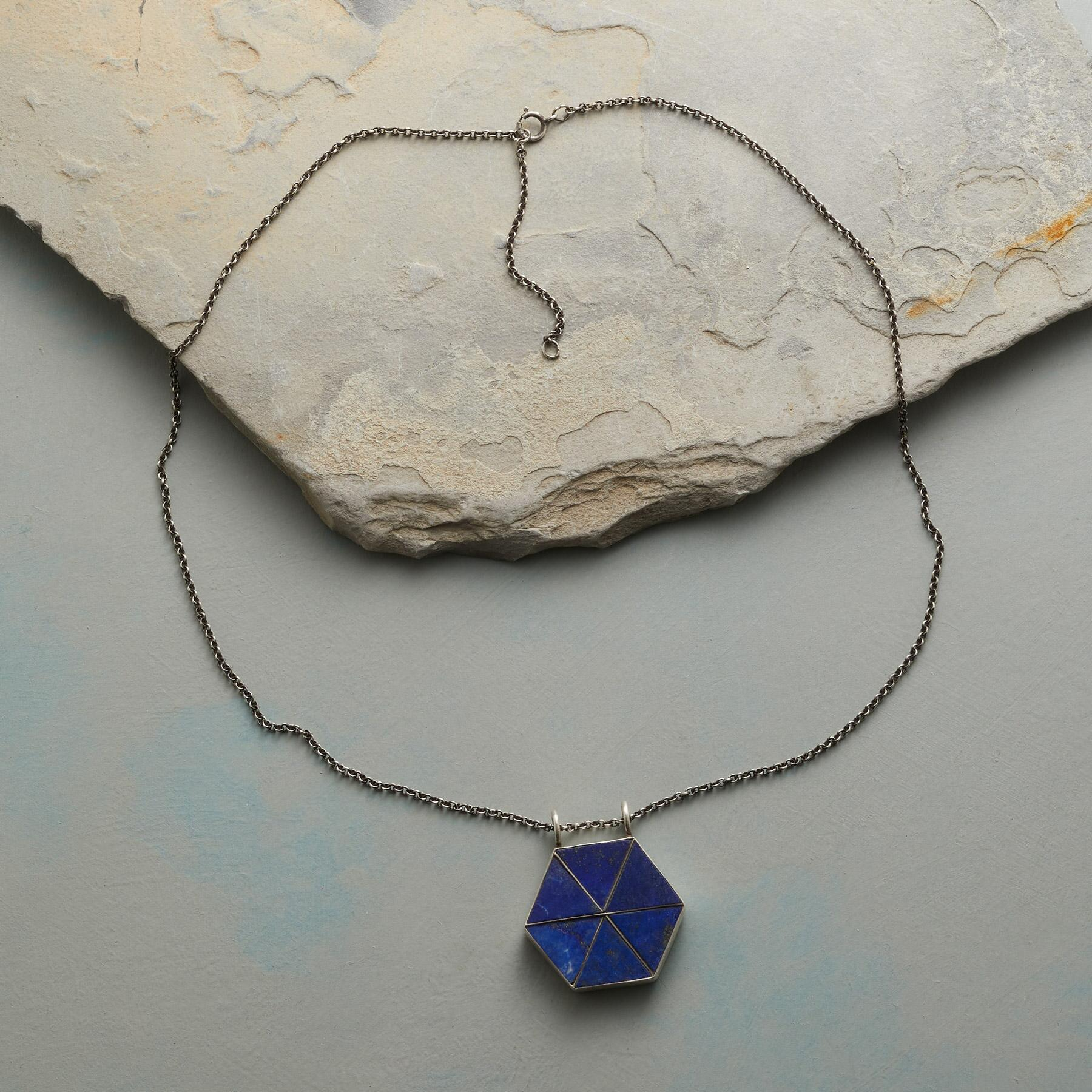 SECTIONS OF SKY NECKLACE: View 2