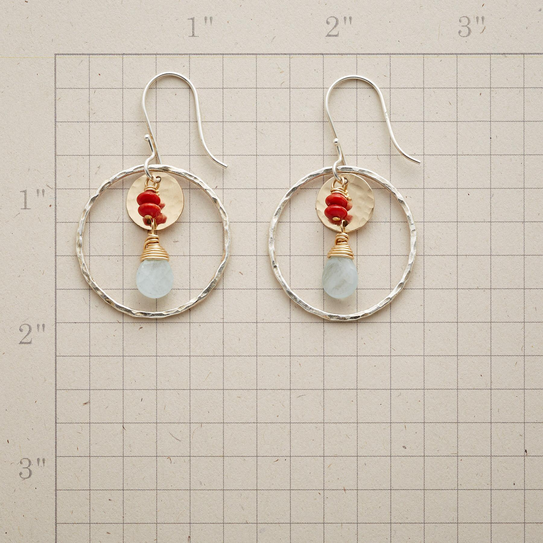 SPICE & ICE EARRINGS: View 2