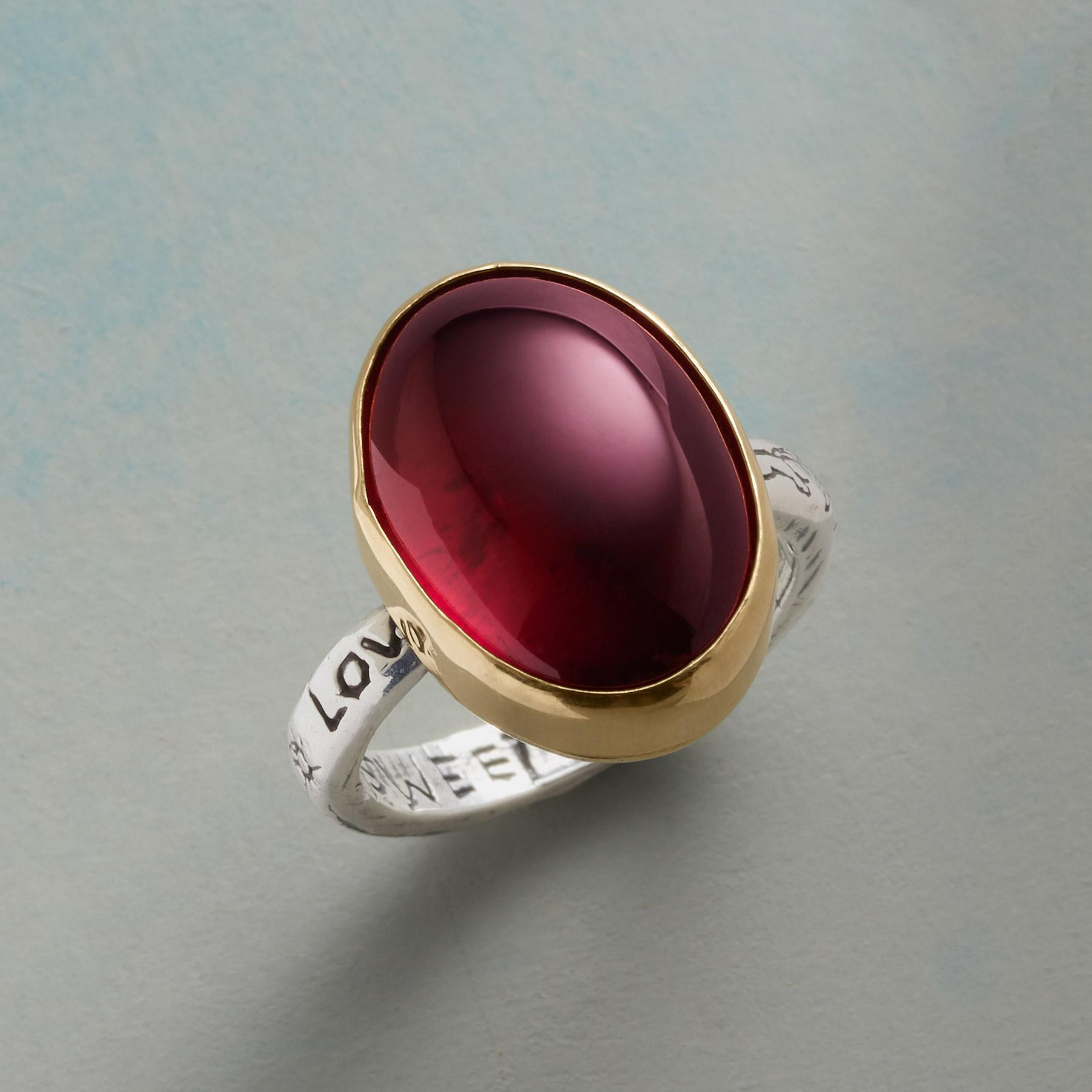 SWEETEST LOVE RING: View 1