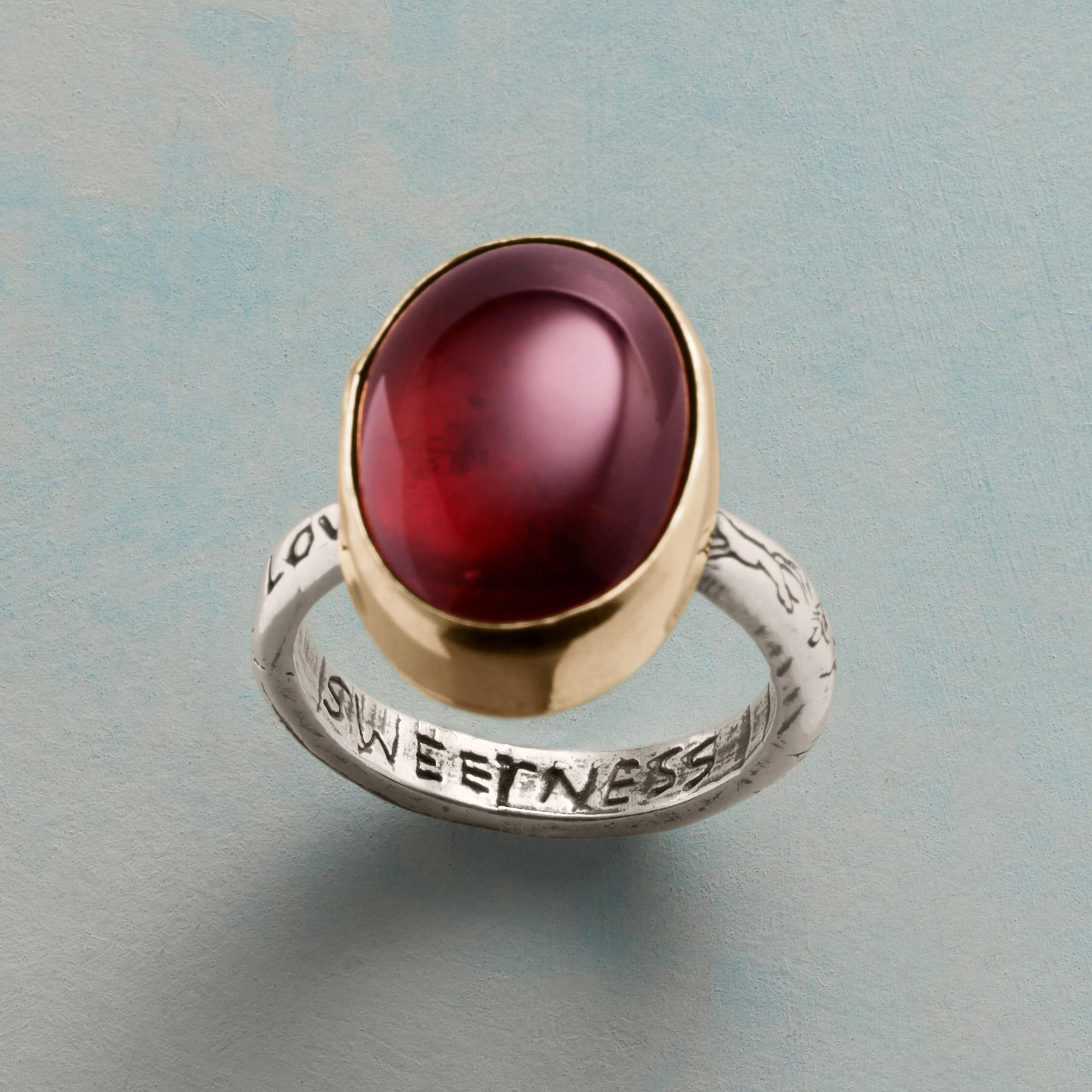 SWEETEST LOVE RING: View 2