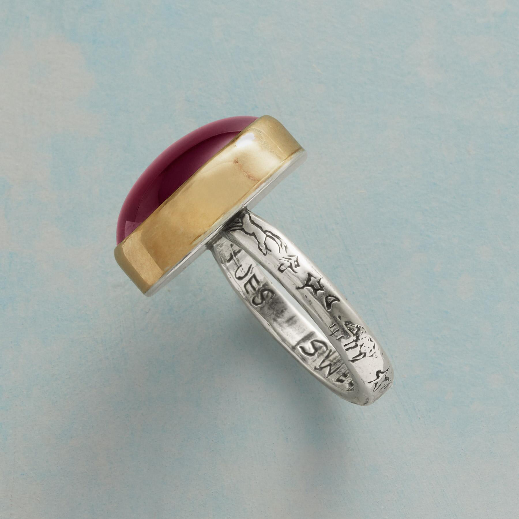 SWEETEST LOVE RING: View 3