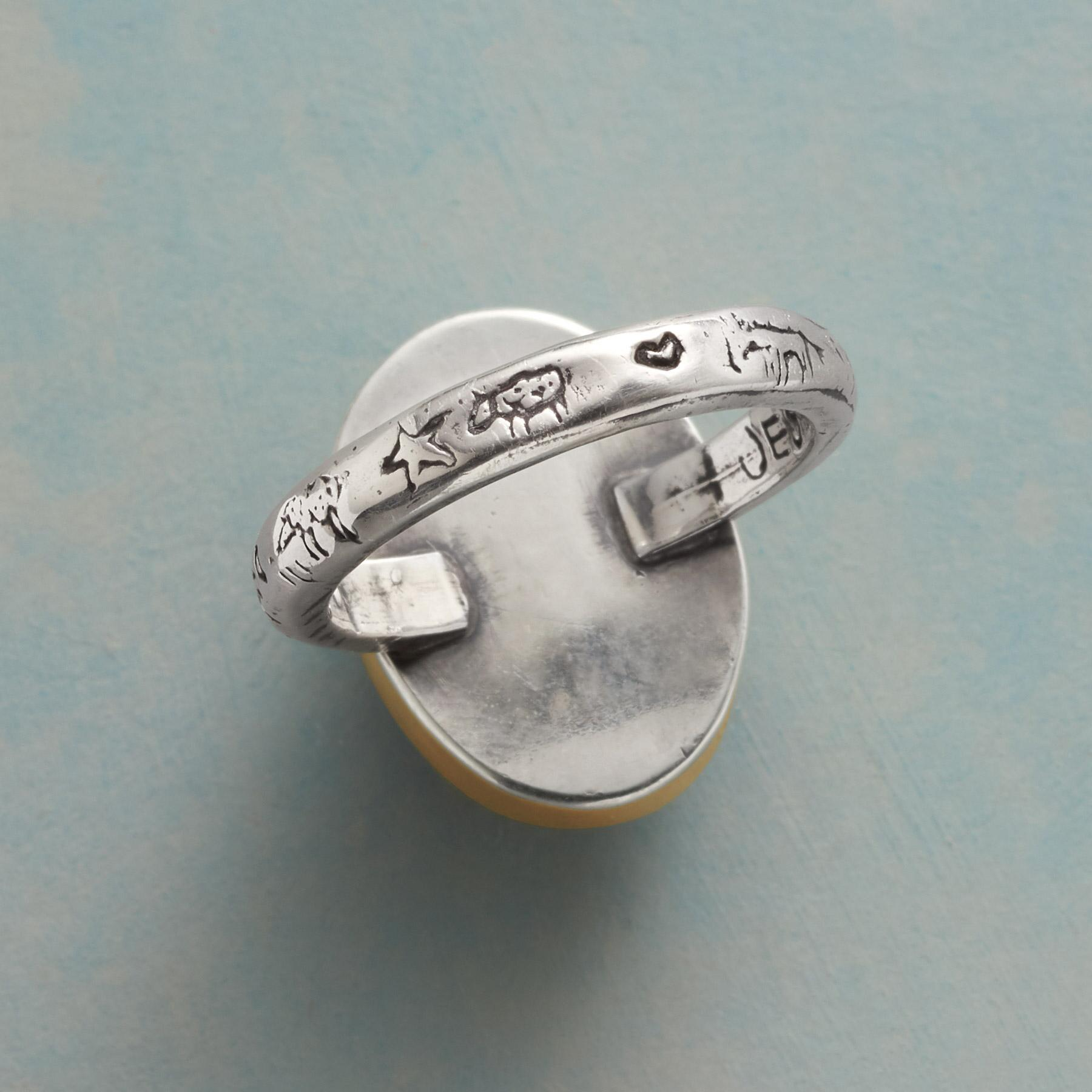 SWEETEST LOVE RING: View 4