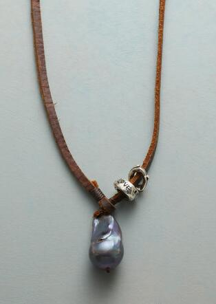 RUSTIC ELEGANCE NECKLACE