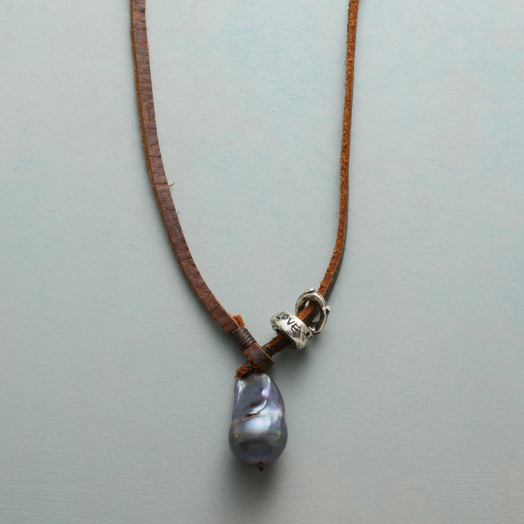 RUSTIC ELEGANCE NECKLACE: View 1
