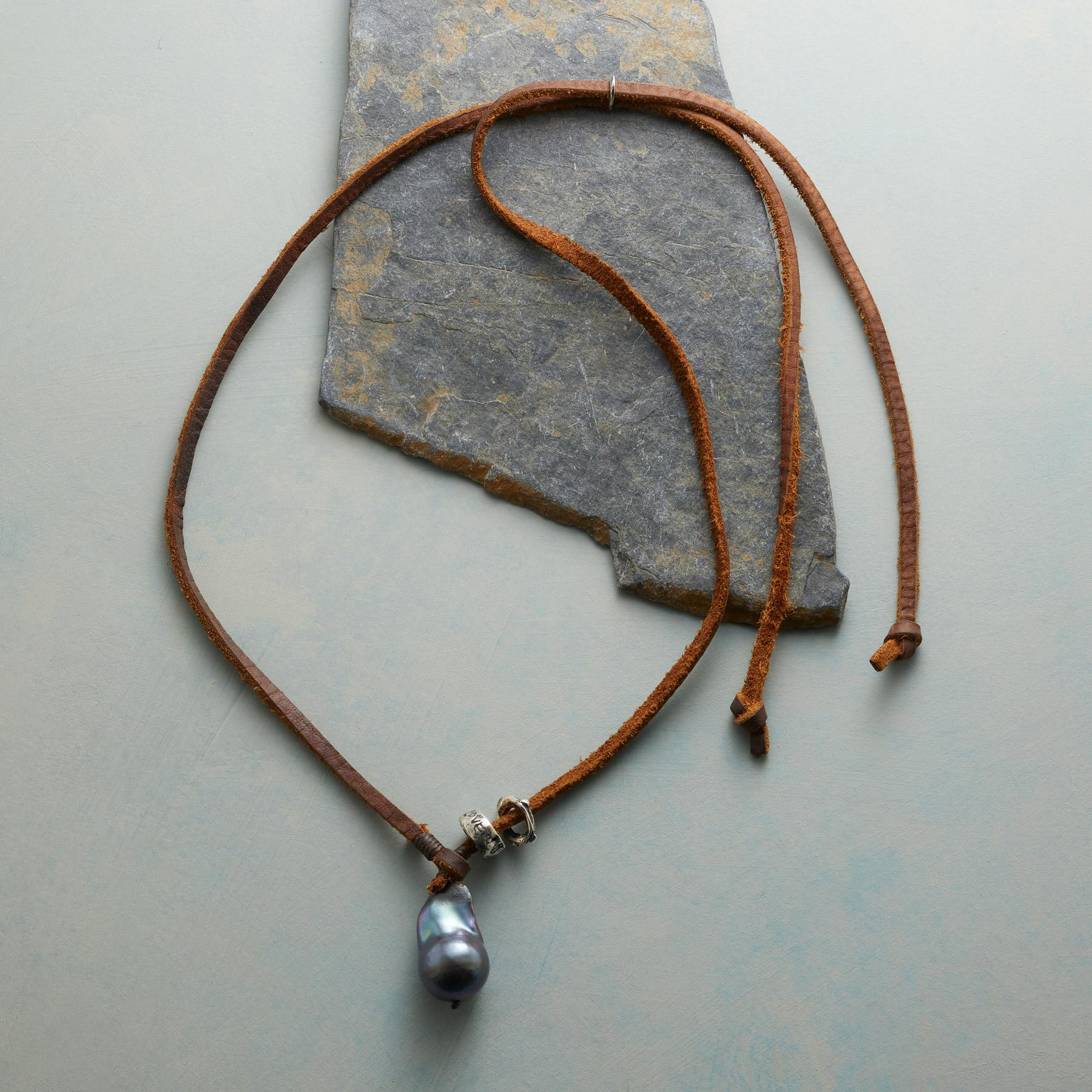 RUSTIC ELEGANCE NECKLACE: View 2