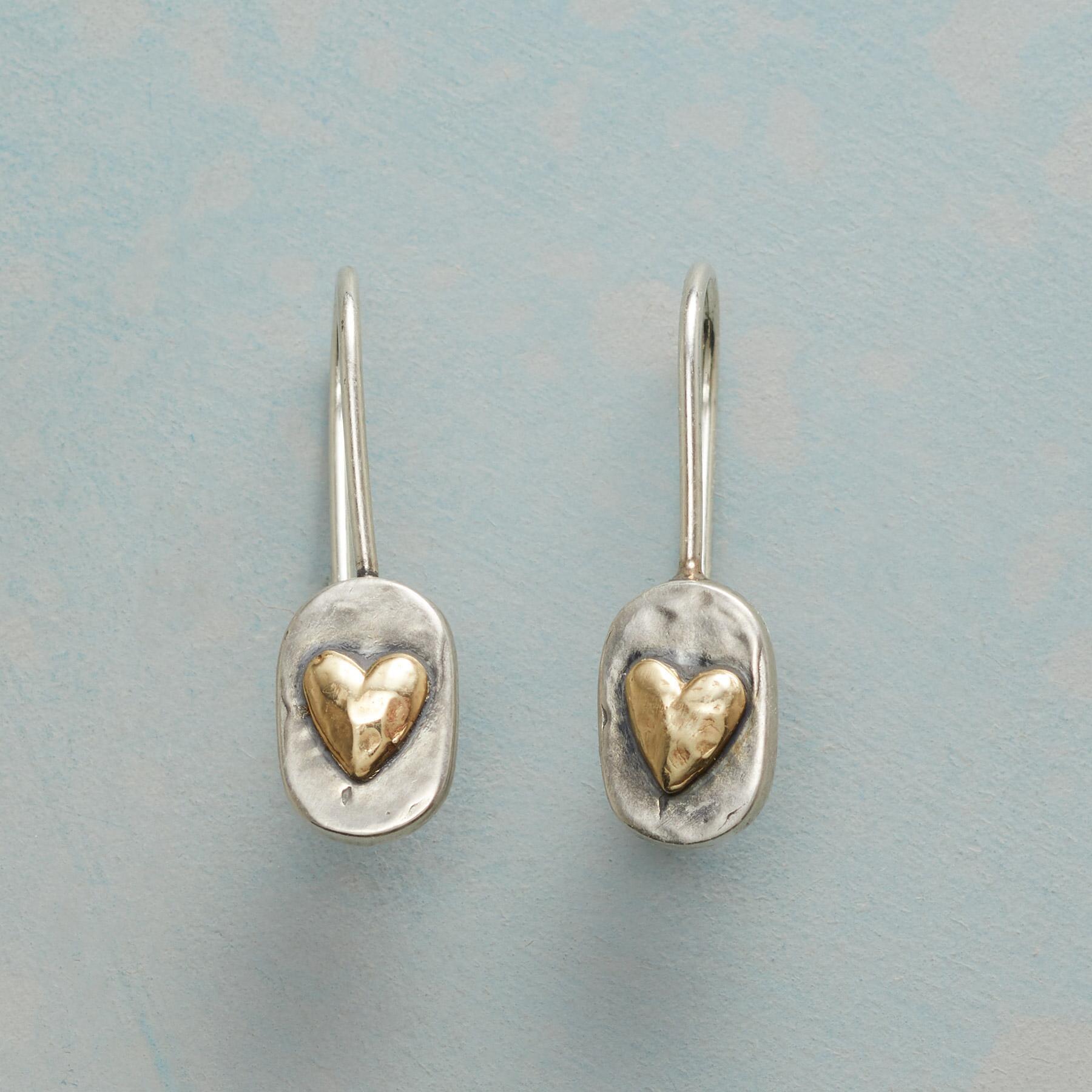 SWEET HEART EARRINGS: View 1