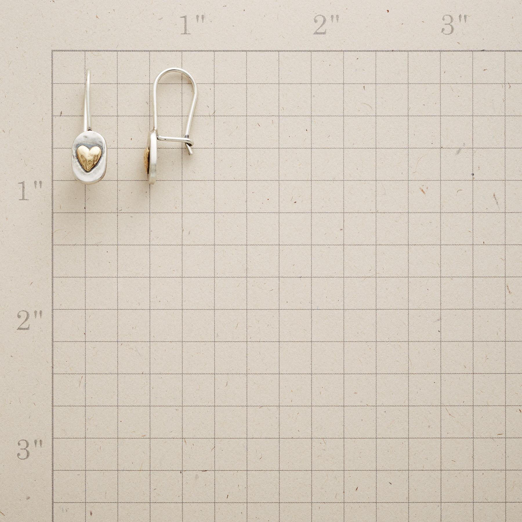 SWEET HEART EARRINGS: View 2
