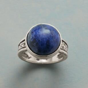 WINTER SEAS RING