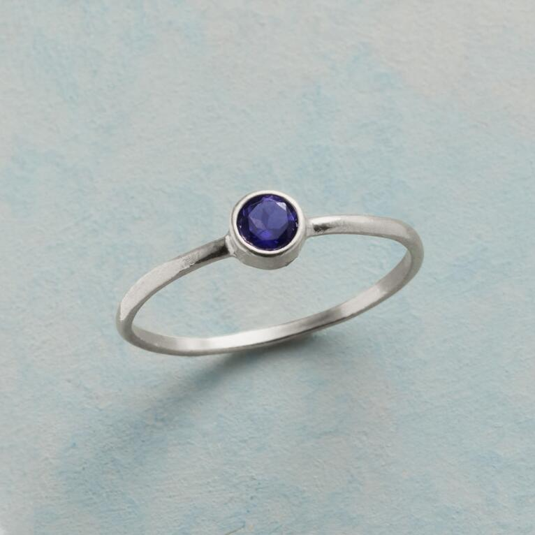 BLUE POINT RING