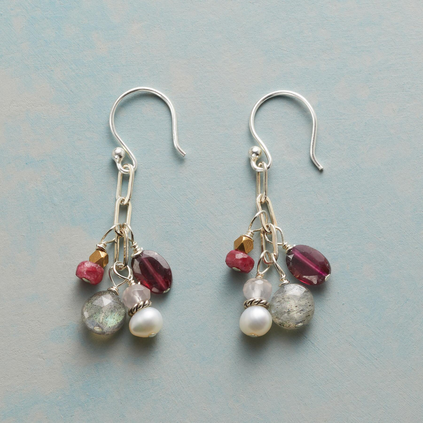 SPARKS AND FLURRIES EARRINGS: View 1
