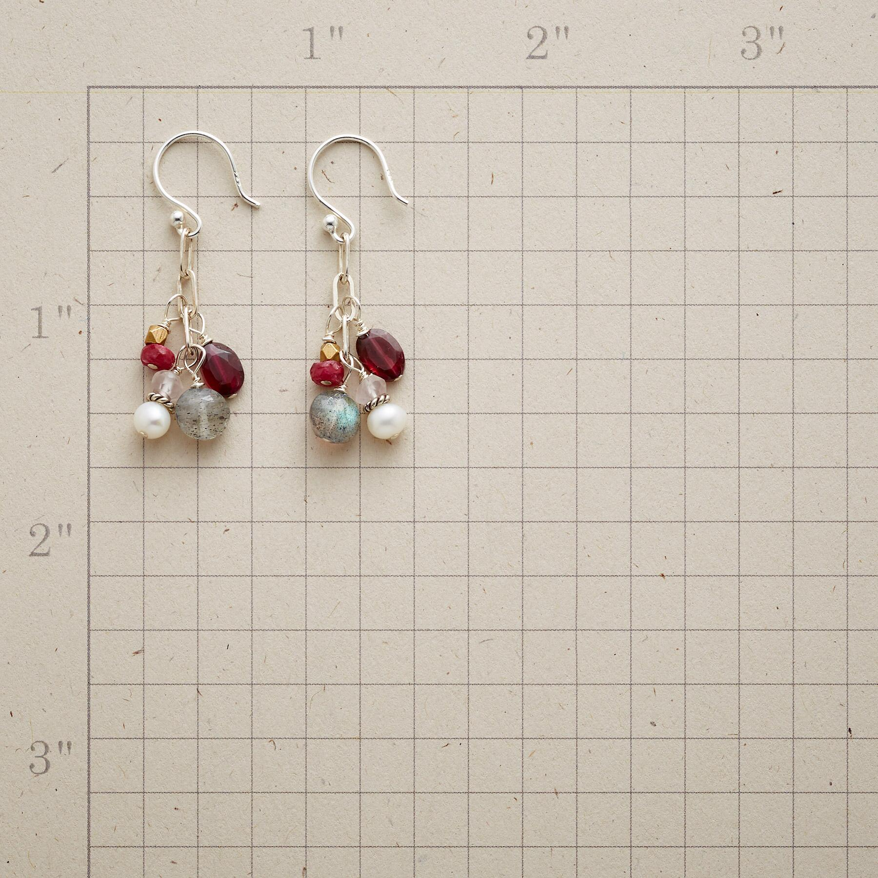 SPARKS AND FLURRIES EARRINGS: View 2