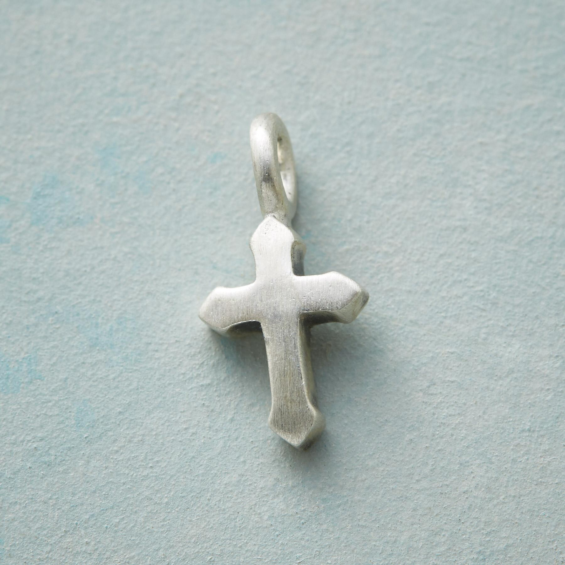 CHARMED STERLING CROSS: View 1